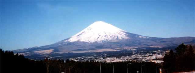 日本人の心・霊峰富士