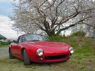 Eunos Roadster (Red)