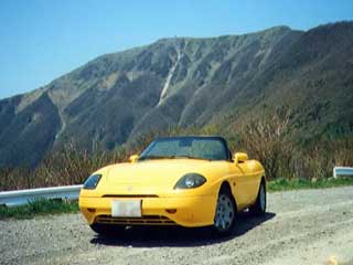 Fiat Barchetta (Yellow)